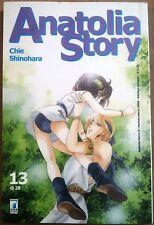 manga STAR COMICS ANATOLIA STORY numero 13