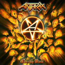 Anthrax - Worship Music [New CD] Digipack Packaging
