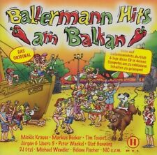 Ballermann Hits am Balkan Markus Becker, Mickie Krause, Peter Wackel, T.. [2 CD]