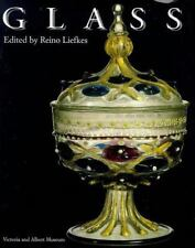 Glass (Decorative Arts), Leifkes, Reino, Very Good Book