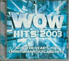 WOW Hits 2003 - CD 2 x discs - Christian Music - UK FREEPOST