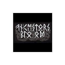 ANCESTORS BLOOD-Patch/écusson, Plénitude 666, Watain