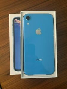 Apple iPhone XR - 64GB - Blue (Verizon-Unlocked)