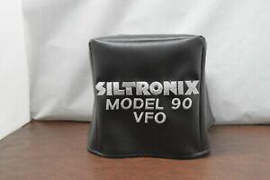 Siltronix Model 90 VFO Signature Series CB Radio Dust Cover