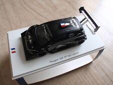 Spark Peugeot 208 Pikes Peak Test Version limited 1/43