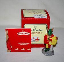 "Royal Doulton ""Minstrel"" Bunnykins Figurine With Box (1999) #212 Of 2500"