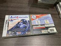 Auto Schule Trainer Nintendo DS Pal Verschlossen