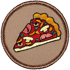 Cool Boy Scout Patches- The Pizza Patrol! (#010)
