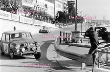 Paddy Hopkirk Mini Cooper S 33 EJB Winner Monte Carlo Rally 1964 Photograph 1