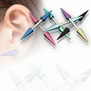 Piercing Ear Long Spikes
