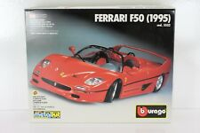 BBURAGO DIE-CAST METAL KIT 1/24 FERRARI F50 1995 COD.5552 BURAGO