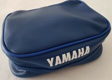 Rear Fender Bags BLue Yamaha XT IT TT, Tool Bag, free shipping worldwide
