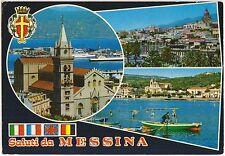 SALUTI DA MESSINA - VEDUTINE 1974