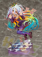 No Game No Life Shiro 1/8 PVC Figurine Modèle Jouet Collection 20cm statue
