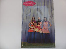 Marie Madeline Studio Sewing Pattern, Chic Sisters Apron, Size 2-18(Small-Large)