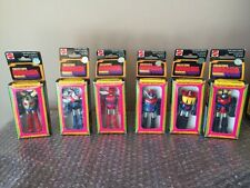 Vintage Collector's 1978 Shogun Warriors Mattel Complete Set-6 Mazinga-Gaiking