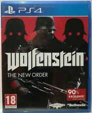 Wolfenstein The New Order. Ps4. Fisico. Pal España
