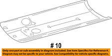 Dodge CHRYSLER OEM Sprinter 3500 Instrument Panel Dash-Lower Panel 1GZ43CS8AA