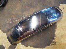 1986 Kawasaki 454 LTD 454LTD EN450 En 450 Chrome Front Fender