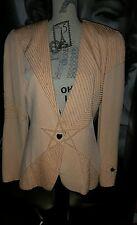 Krizia jacket size 6 beaded embellished