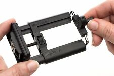 Cell Phone Tripod Adapter Tight Grip Mount Fits Every iPhone Smartphone Samsung