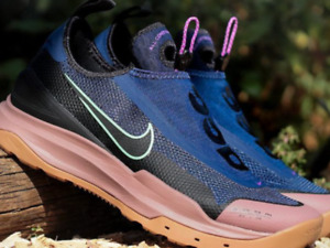 Nike ACG Zoom Air AO Fusion Violet Black UK 7 New
