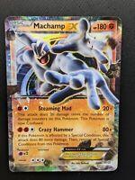 Machamp ex - 37/98 XY Ancient Origins - Ultra Rare Pokemon Card