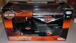 Harley Davidson 1948 International Delivery Truck 1/16 Diecast Promotions.