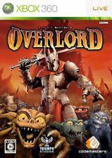 overload 360 Microsoft Microsoft Xbox 360 From Japan
