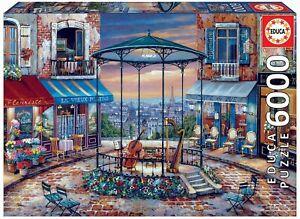 Educa - Evening Prelude Jigsaw Puzzle (6000 Pieces)
