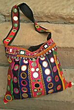 Ethnic vintage tribal Boho gypsy festival hippie banjara kuchi shoulder bag