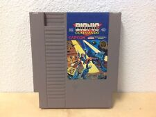 Nes (Nintendo Entertainment System) Bionic Commando Tested Working