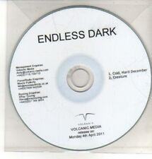 (CQ376) Endless Dark, Cold Hard December - 2011 DJ CD