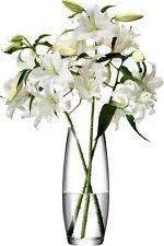 LSA Flower Grand Stem Vase - 41cm - Clear