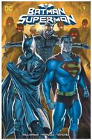 Batman / Superman #1 2019 RARE Rodolfo Migliari Limited Edition Variant