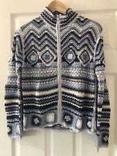 NEXT Crochet Zip Cardigan VGC Size 12