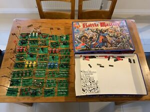 Battle Masters MB Board Game Spares [ENG, 1992]