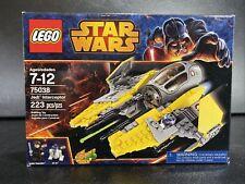 LEGO Star Wars Jedi Interceptor 75038 Rare 2014 Set New In Sealed Box
