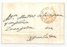 VV190 c1840 Spain Vizcaya Cover Samwells-Covers