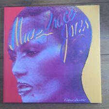 "Grace Jones - Muse 12"" Vinyl Lp 180 gram"