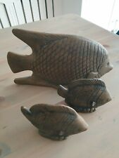 3 Gold Ornamental Fish