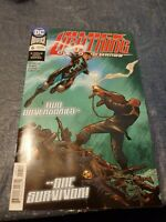 BLACK LIGHTNING - COLD DEAD HANDS issue-#6 Isabella Henry DC Comics 2017