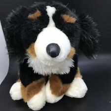 Ganz Bernese Mountain Dog H10210 - Stuffed Plush Soft Dog Toy