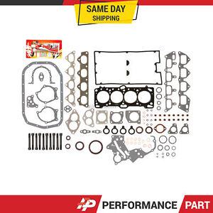 Performance Full Gasket Set Head Bolts for Mitsubishi Dodge Eagle 1st GEN 4G63T