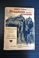 Besançon et ses environs - Auguste Castan