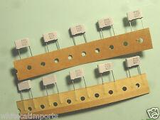 10 x  47nf 100v MONOLYTHIC CAPACITOR  CAP QTY: 10