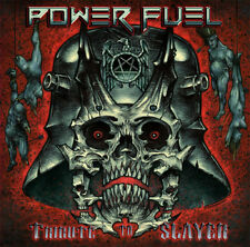 Power Fuel : Tribute to Slayer CD (2016) ***NEW***
