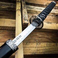 "40"" Black Dragon SAMURAI NINJA Bushido KATANA Japanese Sword Carbon Steel Blade"