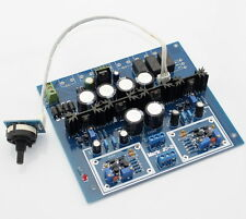 Assembled JC-2 preamp board with 3 ways input switch