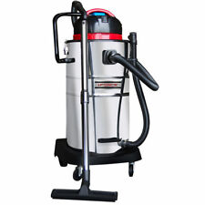 Industrial Commercial Bagless Dry Wet Vacuum Cleaner 30 or 60 L Vaccum 1400w
